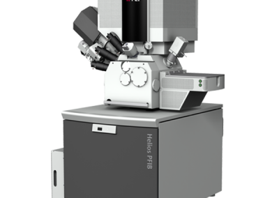 FEI Nova 600 Nanolab DualBeam SEM/FIB